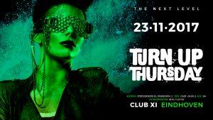 """23.11.2017 """""""" Turn Up Thursday"""