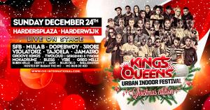24.12.2017 :: Kings & Queens – The Netherlands