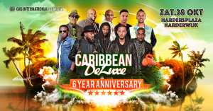28.10.2017 :: Caribbean Deluxe 6 Year Anniversary