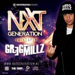 Mixtape NXT Generations : Greg Millz