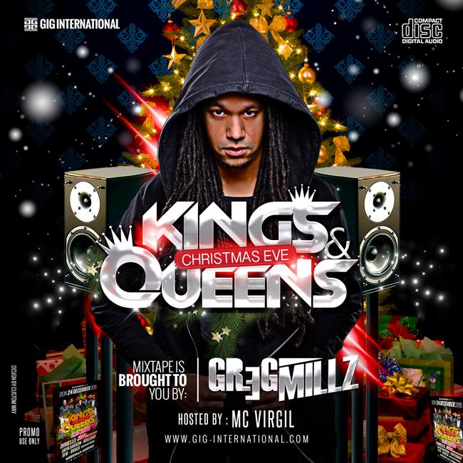 Mixtape Kings & Queens : Greg Millz – GET YOUR TICKETS now!